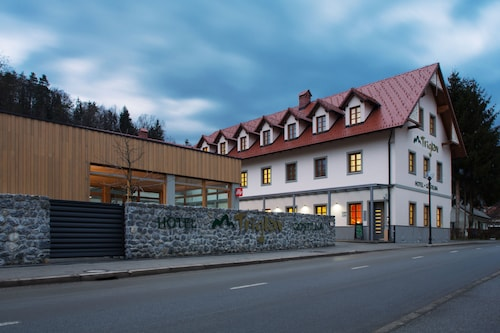 . Hotel and guest house Triglav Dobrna