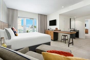 Premier Suite, Terrace