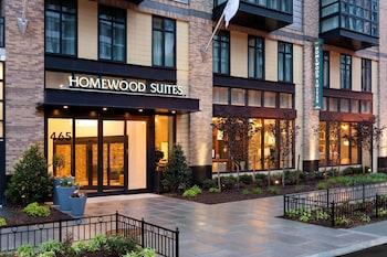 華盛頓特區會議中心惠庭套房飯店 Homewood Suites Washington DC Convention Center