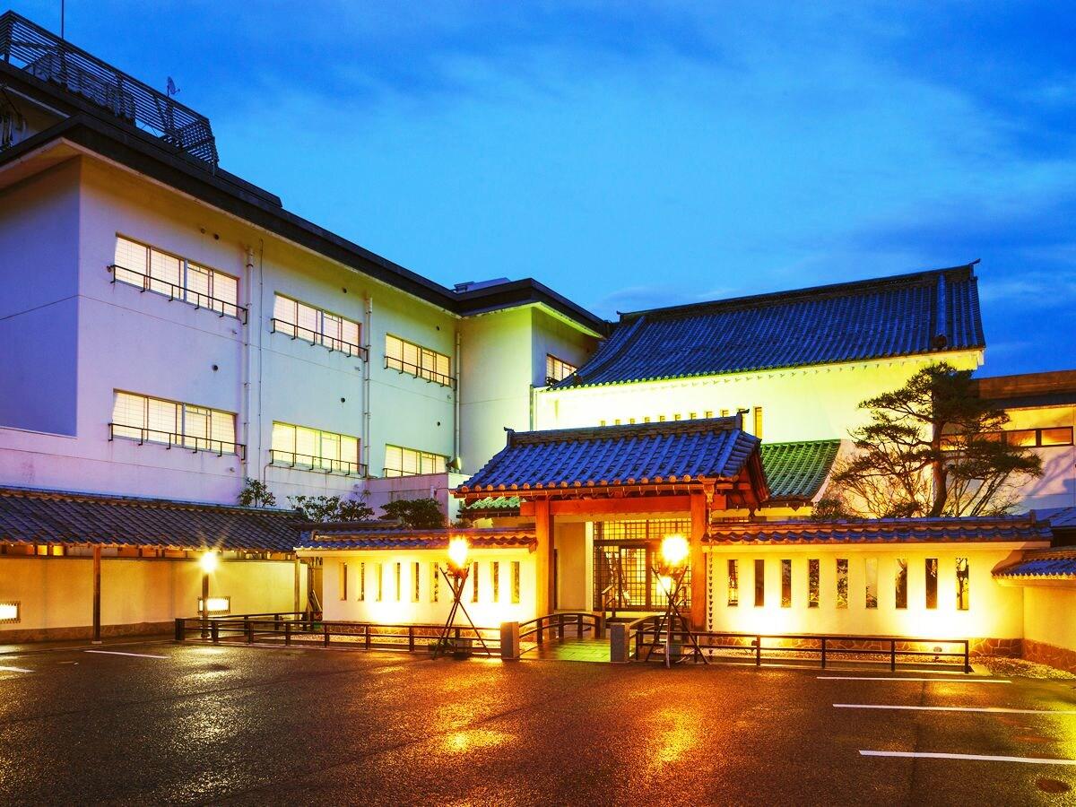 Hotel Oohashi Yakata-no-Yu, Niigata