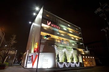 V HOTEL -ADULTS ONLY Exterior
