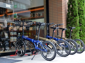 INNSOMNIA AKASAKA Bicycling