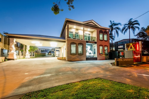 Athena Motel Apartments, Toowoomba - Central