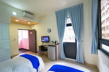 ライチテ ホテル ラブ リバー (來七桃旅店愛河館)