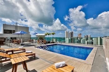 累西腓波亞維亞華美達飯店 Ramada Recife Boa Viagem