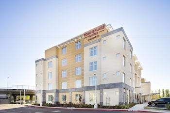聖馬特奧佛斯特城萬豪唐普雷斯套房飯店 TownePlace Suites San Mateo Foster City
