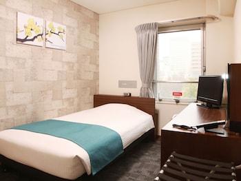 スタンダード シングルルーム 禁煙 (13 ㎡)|13㎡|セントラルホテル岡山