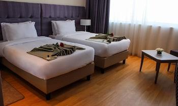 Premium İki Ayrı Yataklı Oda, Şehir Manzaralı