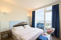 Exclusive Double or Twin Room, Allergy Friendly, Sea View