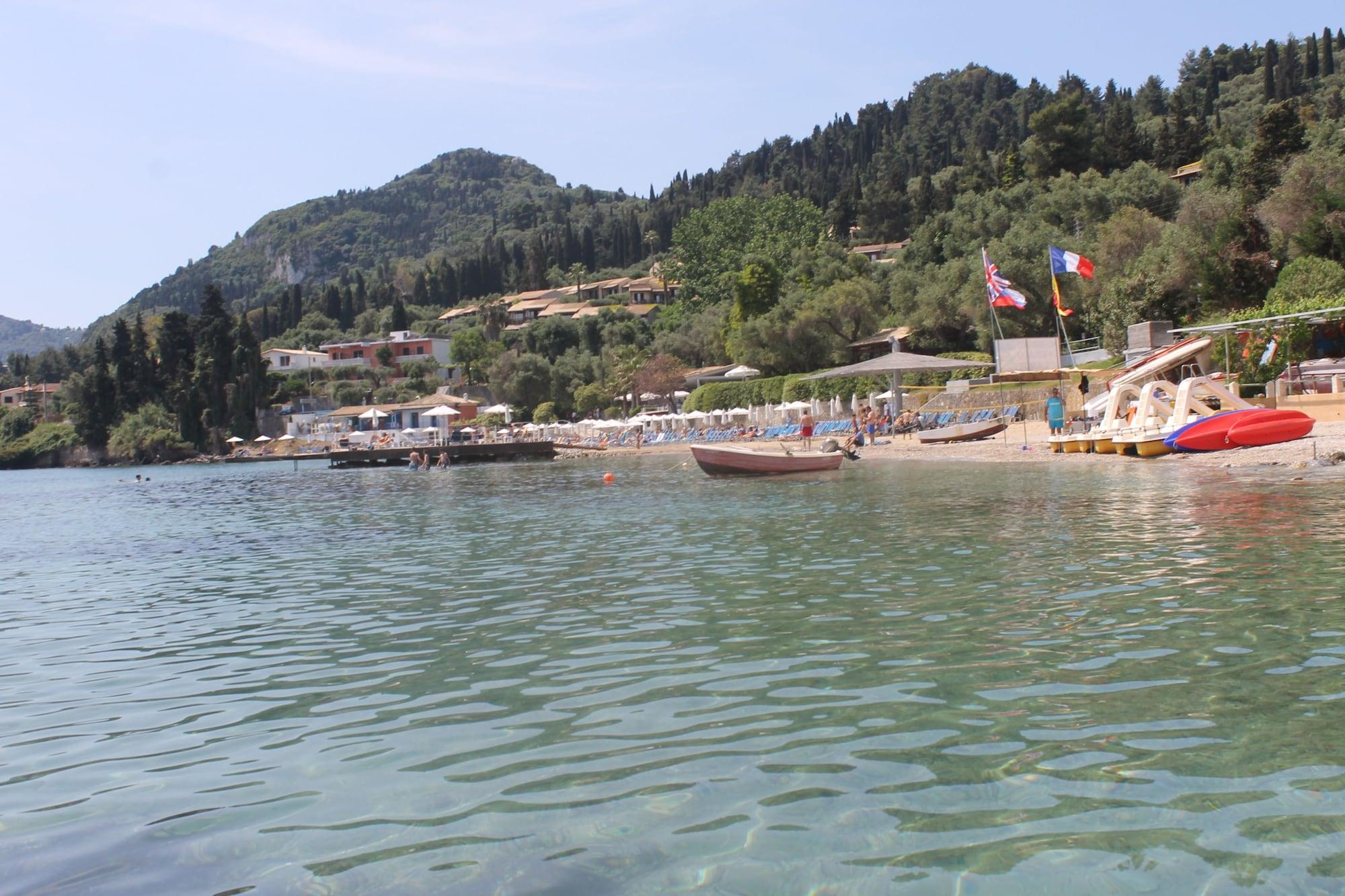 Sol e Mar, Ionian Islands