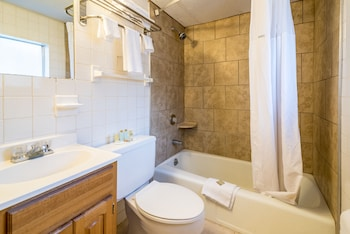 Red Carpet Inn & Suites - Albany Airport - Bathroom  - #0