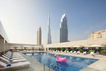 Rove Downtown Dubai - Featured Image