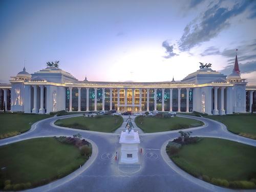 . The Land of Legends Kingdom Hotel