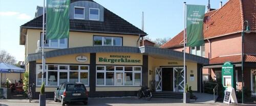 . Hotel Restaurant Burgerklause Tapken