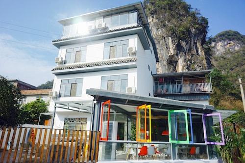 Yangshuo Wada Hostel by Yulong River, Guilin