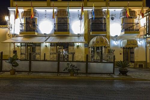 . Hotel La Pinta