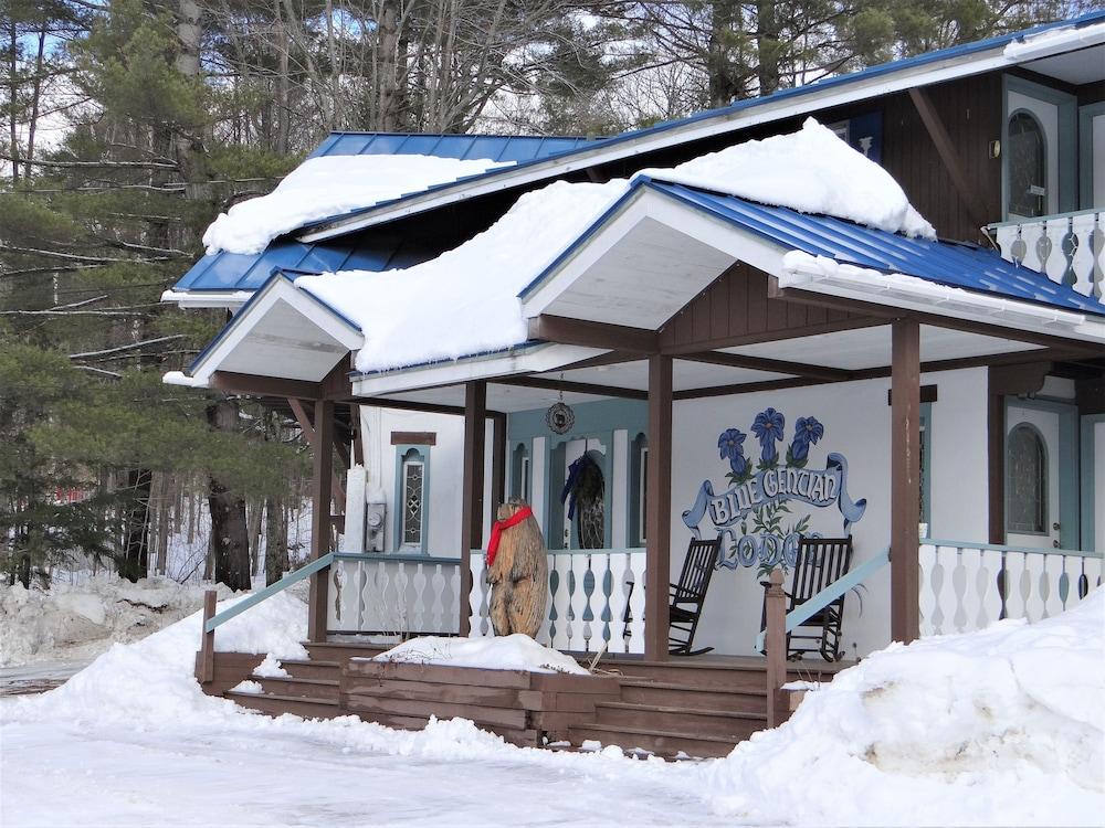 Blue Gentian Lodge at Magic Mountain