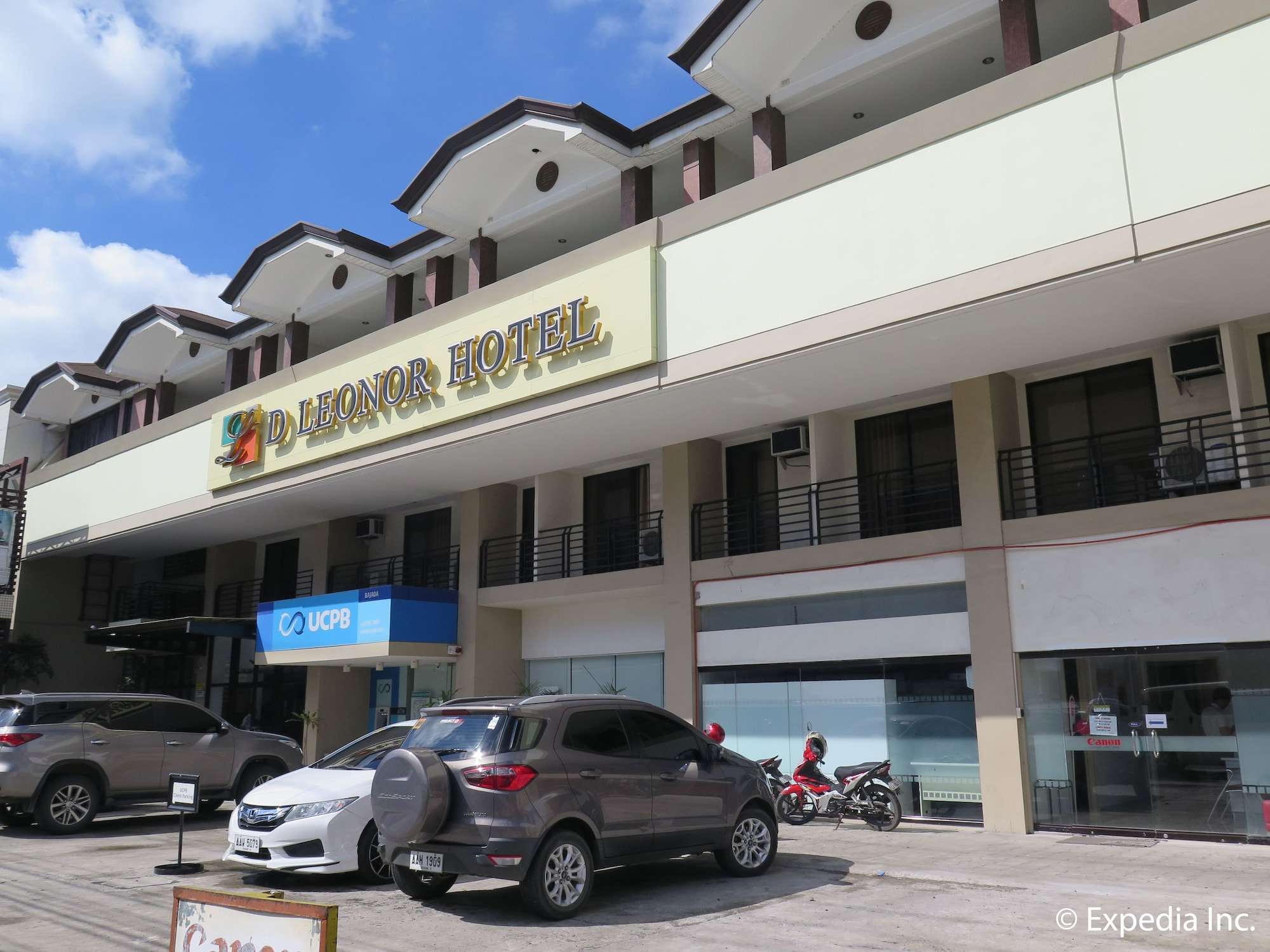 D'Leonor Hotel, Davao City