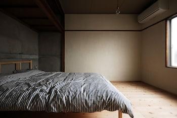 ベーシック ダブルルーム ダブルベッド 1 台 禁煙|10㎡|Guesthouse RICO- ホステル
