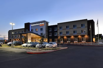 Hotel - Fairfield Inn & Suites Sacramento Airport Woodland