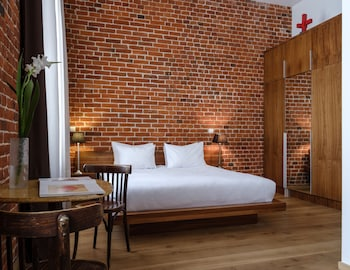 Hotel - Brick Design Hotel