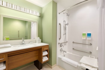 Home2 Suites by Hilton Houston Willowbrook - Bathroom  - #0