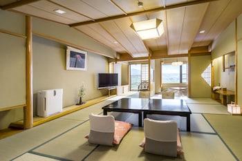 Seseragi No.4 Deluxe Japanese Style Room, Mt. Fuji View, Non Smoking