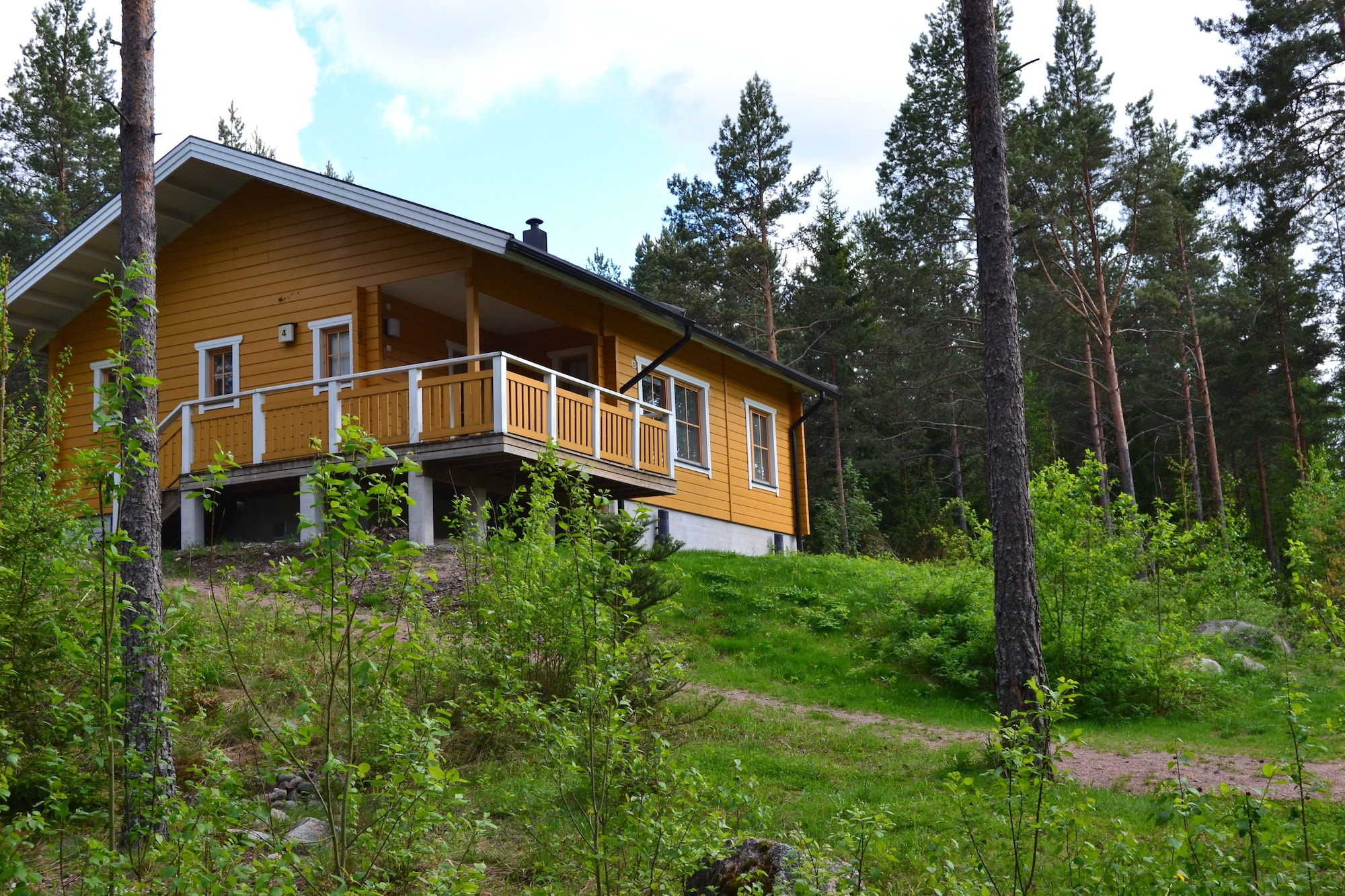 Matilda VIP Cottages, Finland Proper