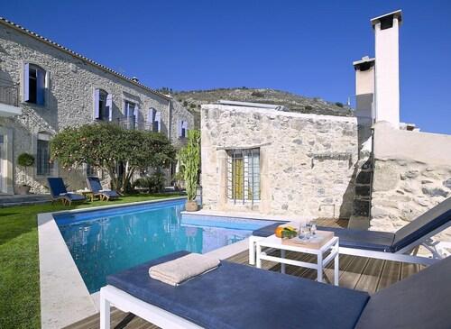 Villa Kerasia, Crete