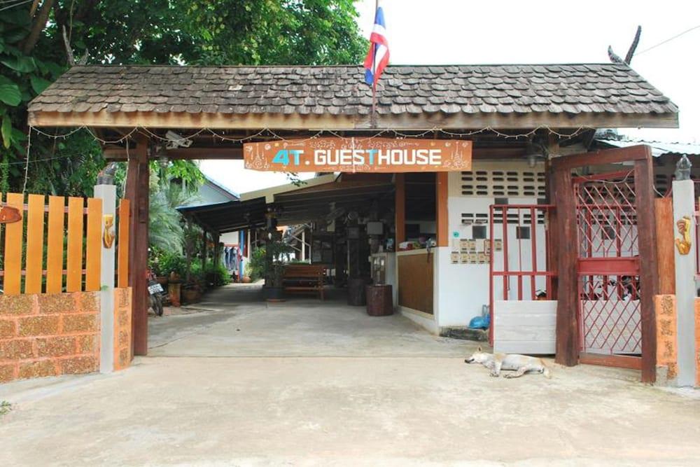 4T ゲストハウス