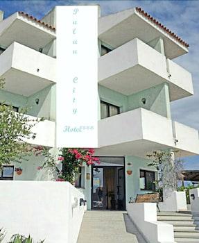 Hotel - Palau City Hotel