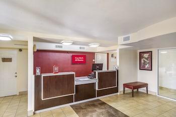 普萊諾紅屋頂飯店 Red Roof Inn Plano