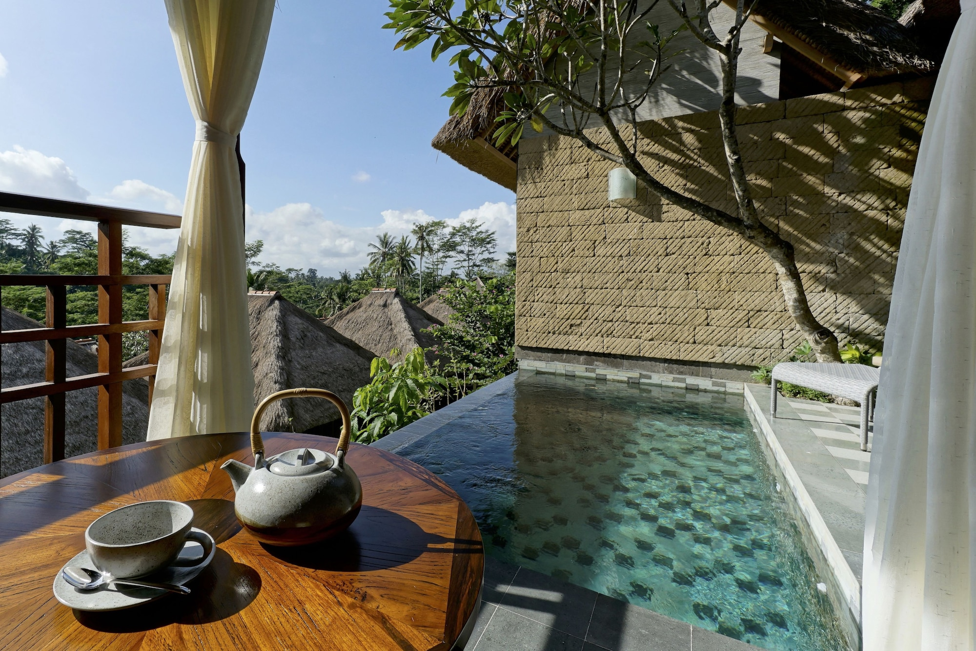 Terrace View Villa with Private Pool