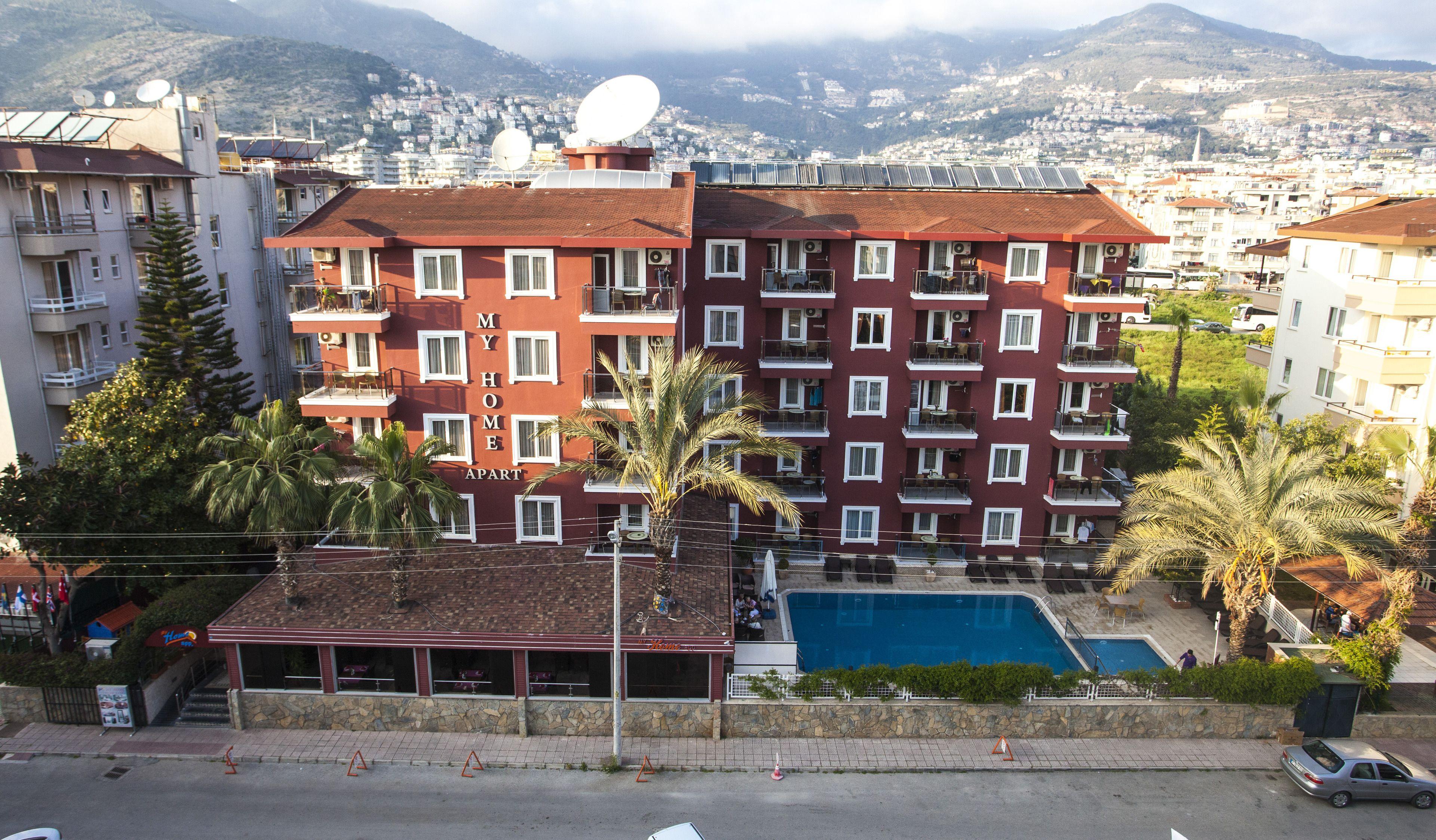 My Home Apart Hotel
