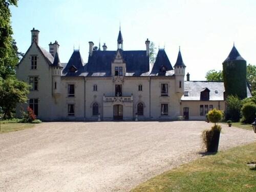 Chateau de Naze, Maine-et-Loire