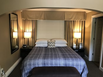 King Suite, 1 King Bed