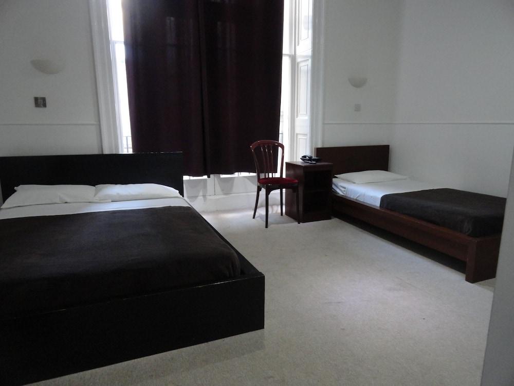 ロンドン コンチネンタル ホテル