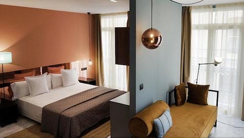 Malaga - Apartamentos Nono Charming Stay - z Warszawy, 25 marca 2021, 3 noce