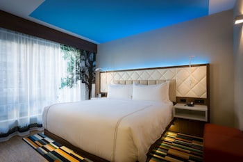 Guestroom at EVEN Hotel New York- Midtown East in New York