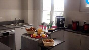 Armor Hôtel - In-Room Kitchen  - #0