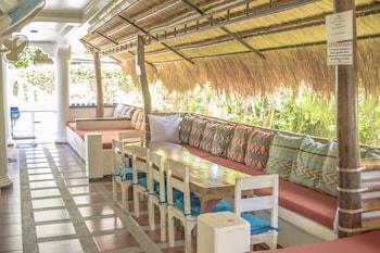 LANTERNA HOTEL BORACAY Interior Entrance