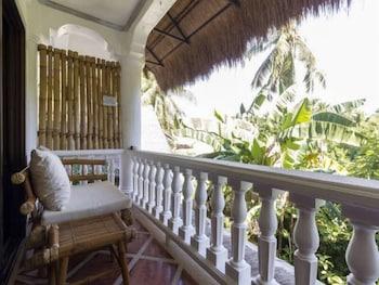 LANTERNA HOTEL BORACAY Balcony