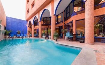 Hôtel Les Trois Palmiers Marrakech 3*
