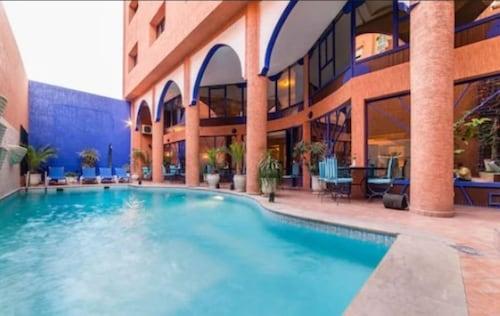Promocje Hotel Les Trois Palmiers Marrakech