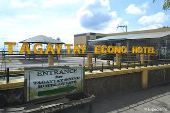 TAGAYTAY ECONO HOTEL Front of Property
