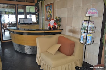 TAGAYTAY ECONO HOTEL Reception