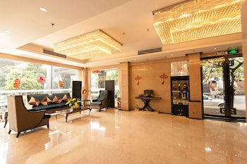 シンホー ホテル イースト レイルウェイ ブランチ (星和酒店 - 火??站店)