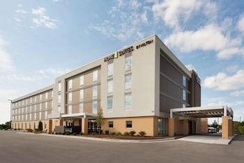 密爾瓦基布魯克菲爾德希爾頓惠庭飯店 Home2 Suites by Hilton Milwaukee Brookfield