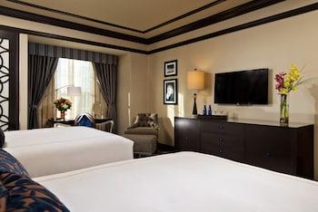 Deluxe Room, 2 Queen Beds, Accessible, Bathtub