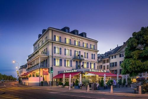 . Hotel Le Rive